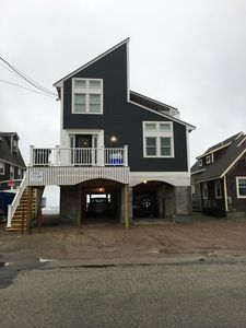 Photo for Oceanfront/ Beachfront  Home on Sand Hills Scituate
