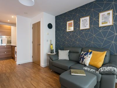 Photo for Trendy One Apartment in the heart of the City Centre