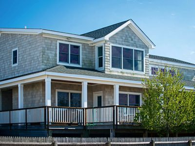 Photo for Fire Island Home-Deck, Grill & Stunning Bay Views!