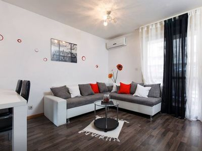 Photo for Modern apartment for 7 persons