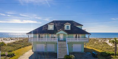 Photo for OPEN MEMORIAL DAY WEEK! Book this Gulf Front Home today!