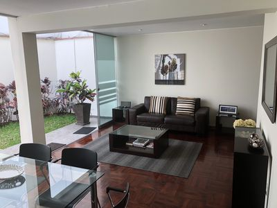 Photo for Miraflores Near Larco Mar 2 Bedroom Apartment