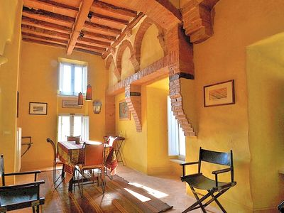 Photo for Prisca House in the Ancient Village of Buonconvento (Val D'Orcia)