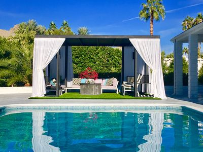 Photo for Fresh and Modern:  Your Own Private Poolside Retreat !