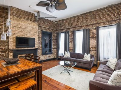 Photo for Luxury 2-bed on King St, Walk Everywhere w/Parking!