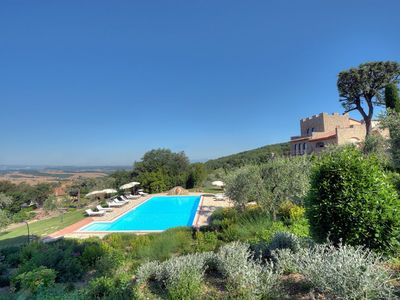 Photo for Villa Torresassa 12 In Montaione, Tuscany