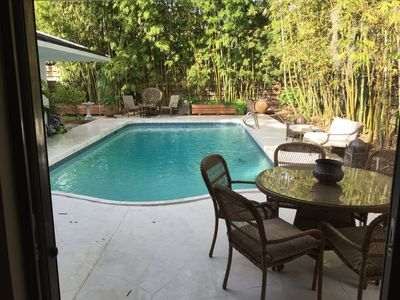 Photo for Sarasota Private House With Great Pool And Baby Grand Piano On Quiet Dead End