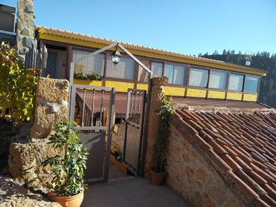 Photo for RURAL HOUSE WITH VIEWS IN GUÍA DE ISORA