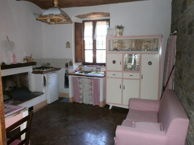 Photo for Dimora Doname - apartment with exposed beams in antique style near the Baths