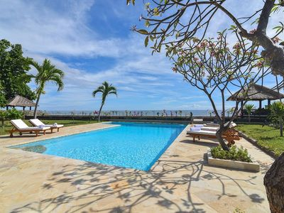 Photo for 3 Bed Villa & Panoramic Views Bali Beach