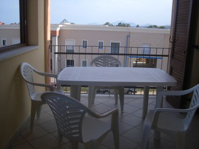 Photo for Very bright apartment with terrace a few steps from the most beautiful beaches