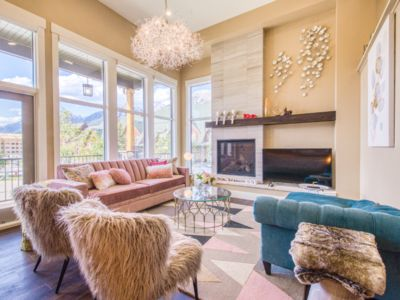 Photo for Macaron by Samara | Panorama Mountain View | Private Hot Tub | 4BR+4.5BTH