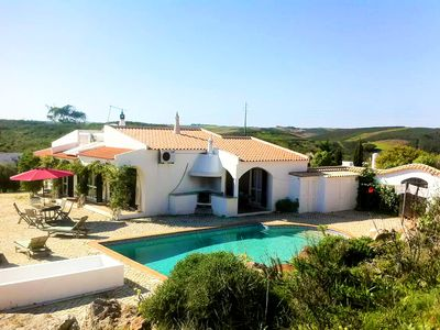 Photo for Great villa with private pool close to beaches