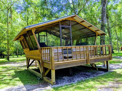 Photo for Suwannee River Cabin Sanctuary 'The Birdhouse'