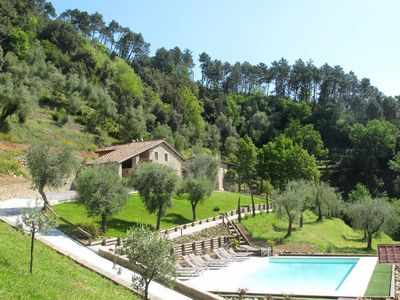 Photo for Vacation home Tenuta di Campodori (LUU111) in Lucca - 6 persons, 3 bedrooms