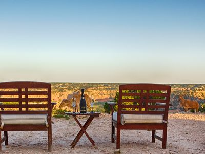 Photo for Doves Rest Cabins - SkyHouse, on the West Rim