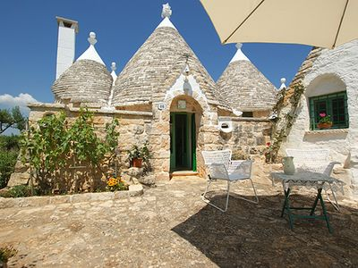 Photo for At the Trullo in Cisternino