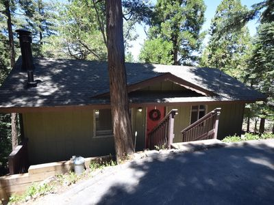 Photo for Cozy Quaint Cabin in Crestline