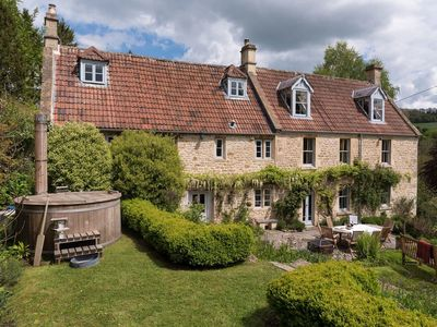 Photo for 6 bedroom accommodation in Northend, near Bath