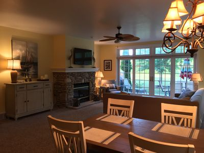 Photo for Fish Creek/Northhaven - Beautiful, newly furnished 3 bed, 2.5 bath condo