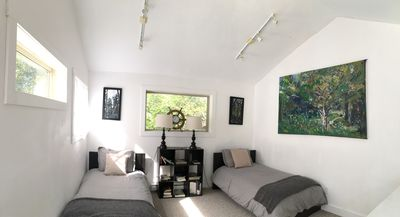 Photo for Chesterman Beach Fine Art Vacation House - Walking distance to North Chesterman