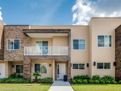 Photo for 5 Star Home on Magic Village Resort with First Class Amenities, Orlando Townhome 3152