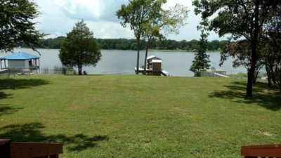 Adorable Lakefront Cottage perfect for Families & Fishermen - Lake Athens