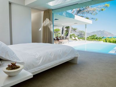 Photo for Design Villa with magic views, secure estate, up to 12 people, Top equipement