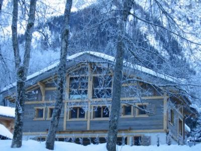 Photo for New chalet of 110 m² standing in Les Houches