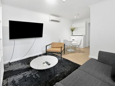 Photo for Fully furnished one bedroom Apt 17/35 Darling St, South Yarra