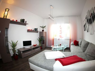 Photo for Chic new apartment with a terrace near the Lake Rangsdorf