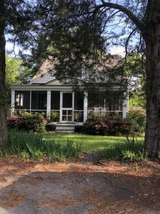 Photo for Gorgeously renovated 1935 cottage on rare, tree-lined North End Street.