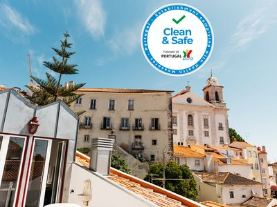 Photo for NEW! River view Portuguese Soul Alfama 12 people