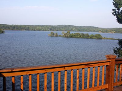 Photo for Waterfront- Lake Barkley- Stunning Views