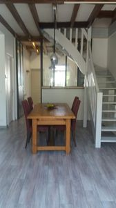 Photo for Biarritz, pretty Basque style townhouse, near downtown and beaches