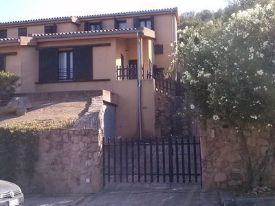 Photo for CALA SINZIAS - Magnificent villa just meters from the beach