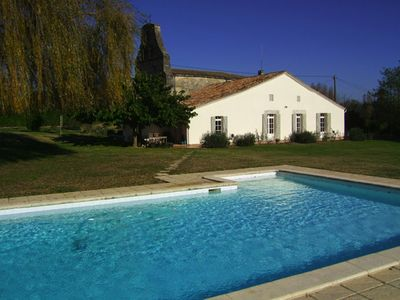 Photo for 4BR Farmhouse Vacation Rental in Le Bourg, Puysserampion, Lot et Garonne