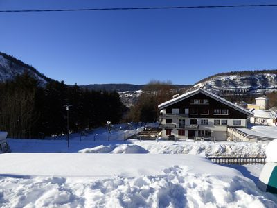 Photo for RENTAL APARTMENT APPROXIMATE MOREZ LES ROUSSES JURA 2 TO 4 PEOPLE