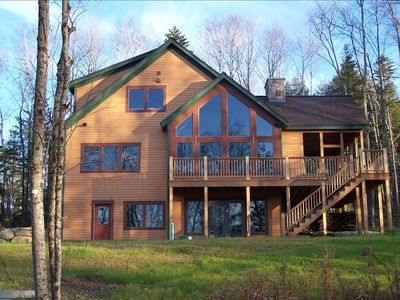 'BEAR DOWN in this gorgous Vermont House !