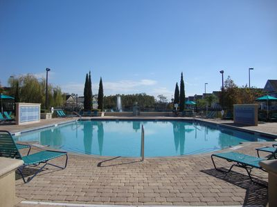Photo for Luxury 3Br Townhome in Gated Community Minutes from Disney & Universal!