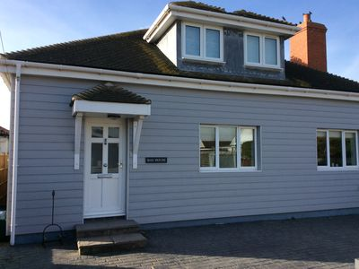 Photo for Modern Beach Home In Bracklesham Bay - Perfect For Multi-Generation Holidays