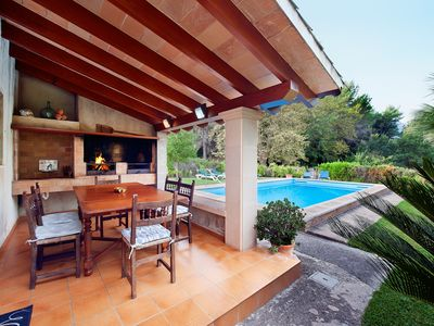 Photo for Can Picassa - Country house for 8 people in Pollensa / Pollença