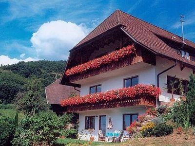 Haus Wussler, the modern guesthouse of the traditional Black Forest Farm