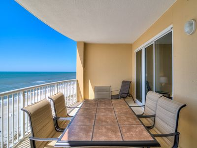 Photo for Island Royale 903 ~ Beach Front View and Amenities ~Bender Vacation Rentals