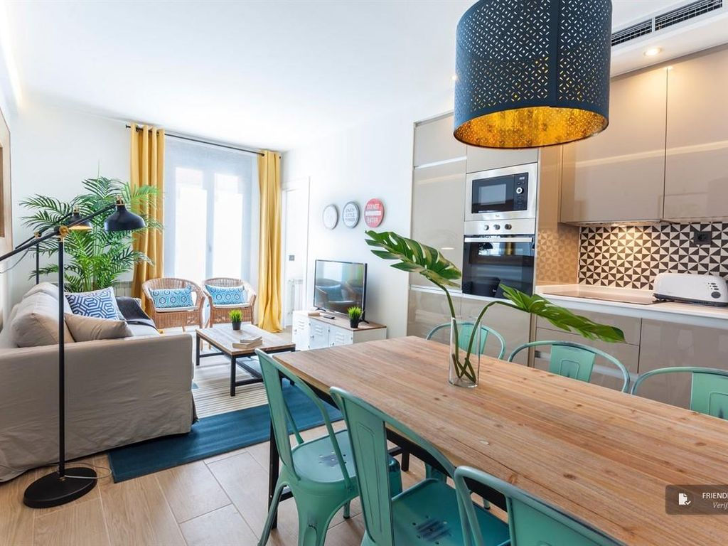 Guindalera Apartment Rental   Quality, Design And Excellent Location