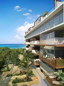 Photo for One of a Kind Condo just steps from Mamitas Beach + FREE Internet + JACUZZI