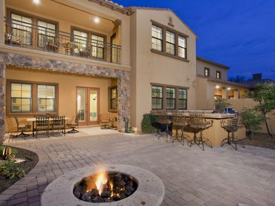 Photo for This beautiful 4 bedroom 3 bathroom 2 story condo in North Scottsdale has it all - By PADZU