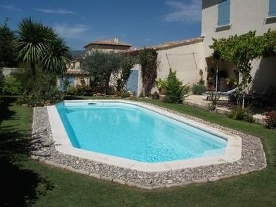Photo for Beautiful villa of 150 sqm with swimming pool, quiet, 300 meters from the beach