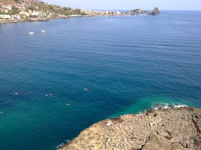 Photo for Luxury apartment 100m from the sea for 2-4 people. Quadrifoglio 2