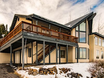 Photo for Fall Savings! Charming 4BR Tahoe Donner Chalet in Truckee